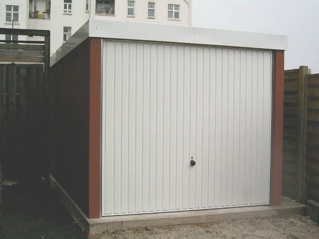fertiggarage 2 55x 5 12x 2 35m garagen fertiggaragen. Black Bedroom Furniture Sets. Home Design Ideas